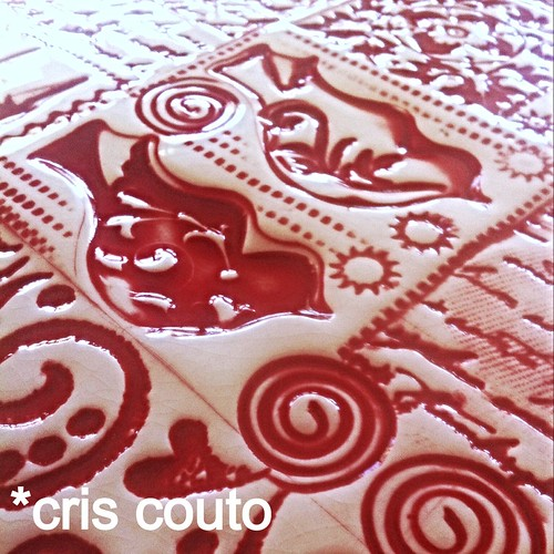 Novo Prato Passarinho...vermelho outra vez! by cris couto 73