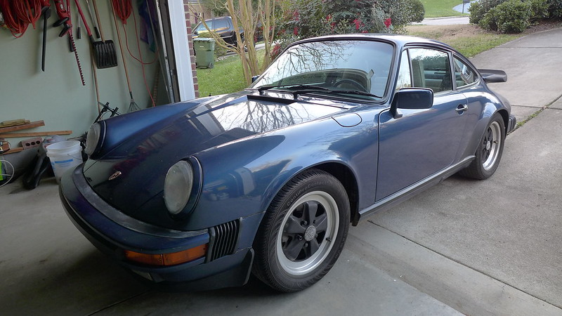 North Carolina Porsche Restoration