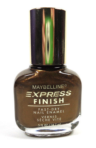 Maybelline Blackened Bronze