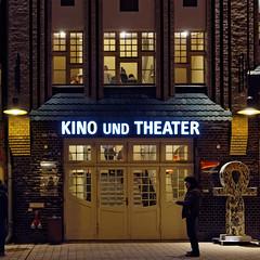 Theatereingang Hackesche Höfe