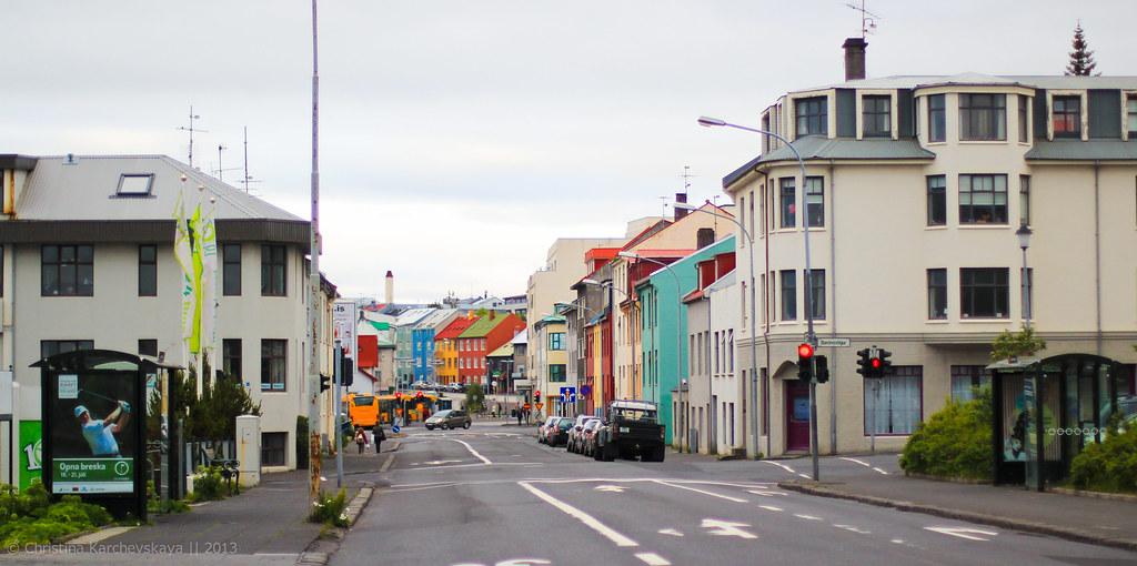 Reykjavik [22]