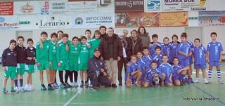 Pallamano Noci Putignano - 3° Memorial a Maurizio Polignano