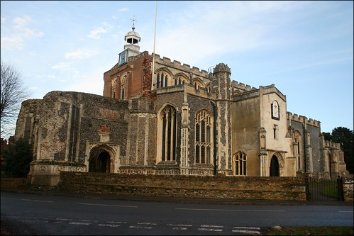 East Bergholt Church