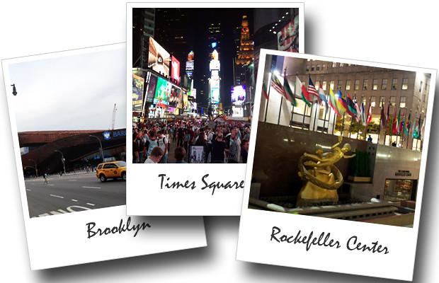 Roteiro Nova York 1