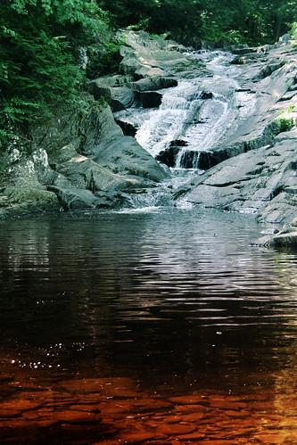 landscape hiking maine waterfalls piscataquiscounty