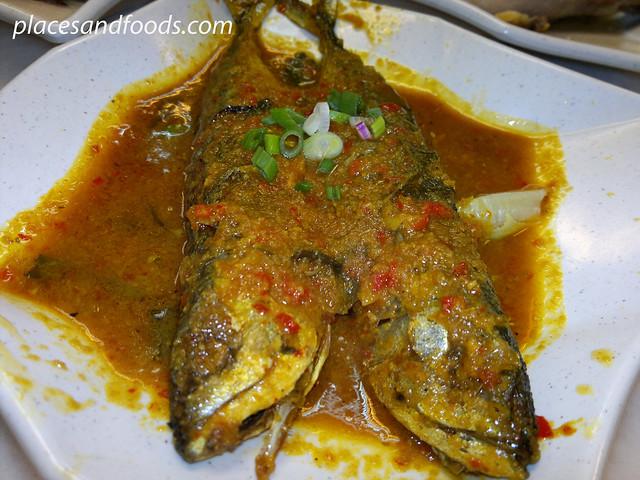 chef kit assam fish