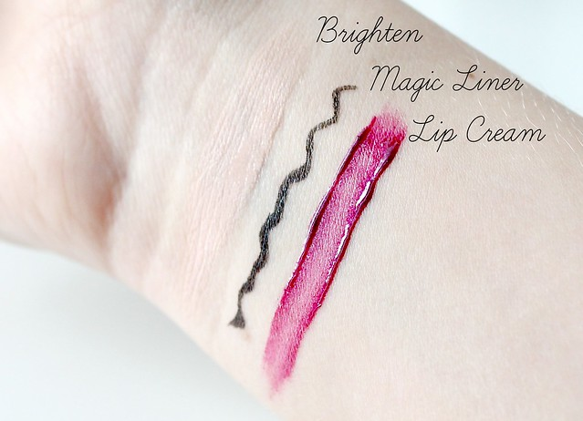Topshop Beauty Haul Swatches