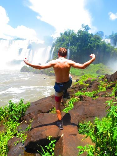 Iguazu falls Argentina Day 2