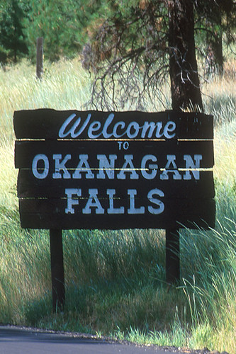 Okanagan Falls, South Okanagan Valley, British Columbia, Canada