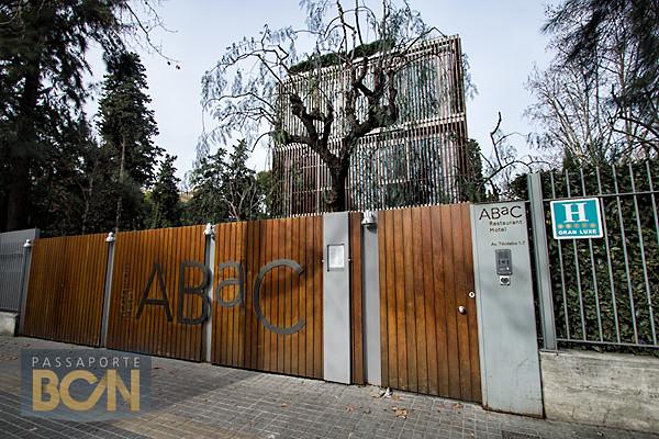 Hotel ABaC, Barcelona