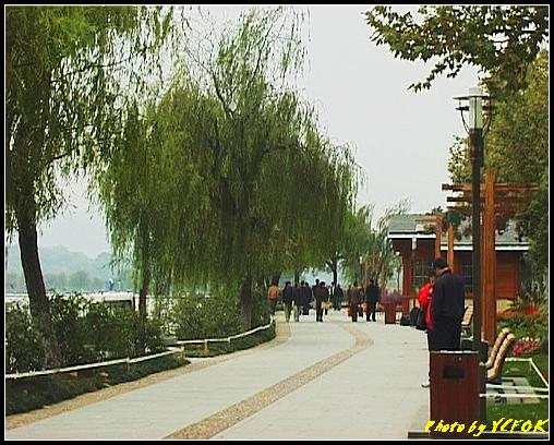 杭州 西湖 (其他景點) - 092 (湖濱路的湖畔與北山路的交界點)