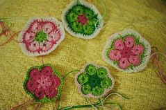 art, pattern, textile, needlework, flower, doily, design, crochet, craft, pink, petal,