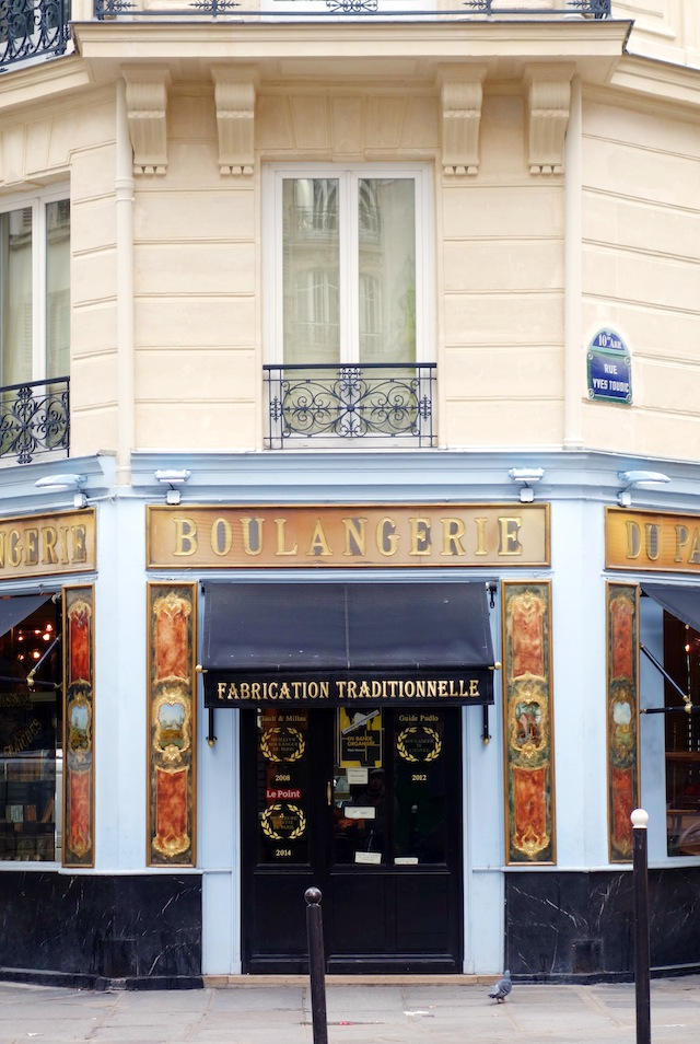 Du Pain et des Idees Paris boulangerie