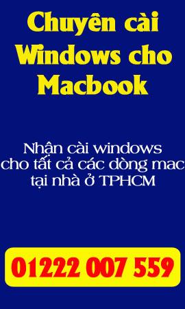 Cai win cho macbook