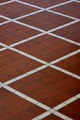tiles in pattern
