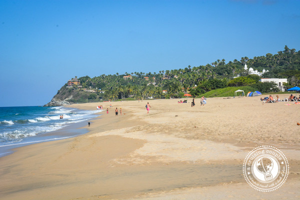 San Pancho's Beach: A Hidden Gem