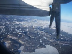2014 01 07 Thunder Bay from the air