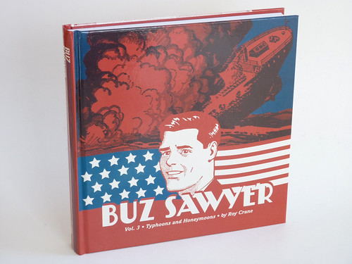 Buz Sawyer Vol. 3 cover photo