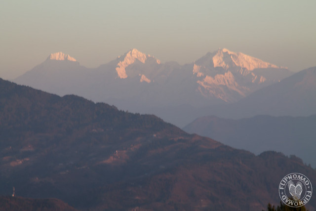 Hike from Nagarkot to Changu Narayan