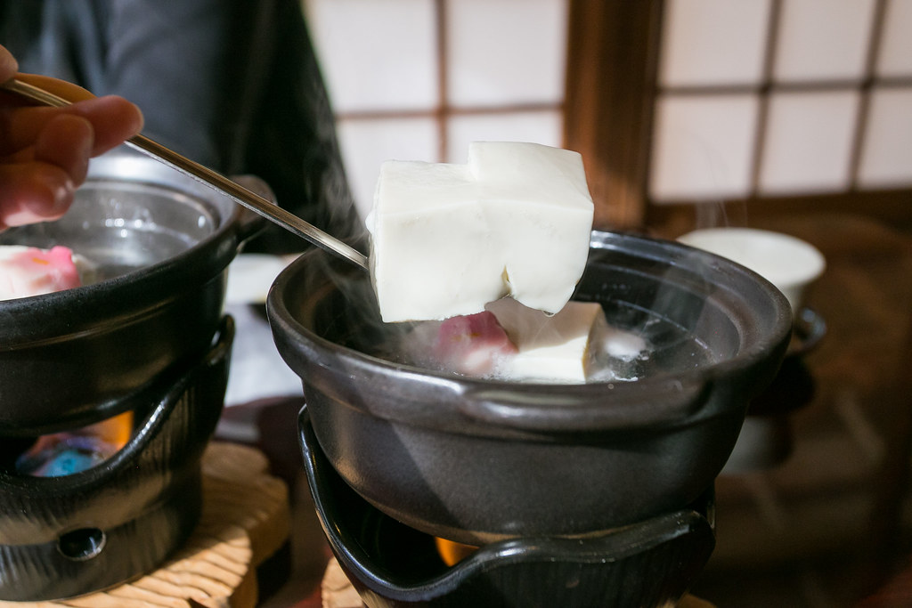 Yudofu must eats in Kyoto