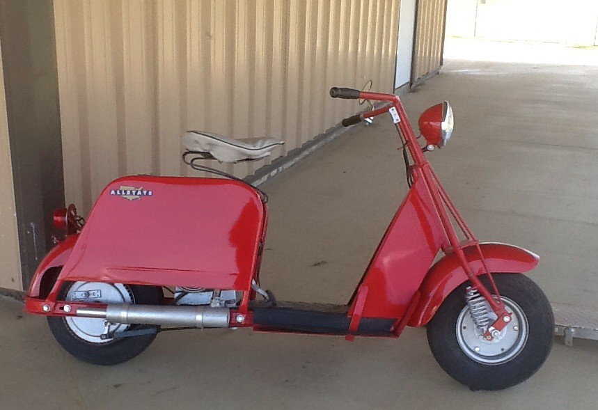 Sears roebuck on pinterest motor scooters mopeds and motorcycles