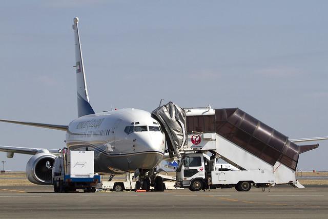 Royal Jet B737