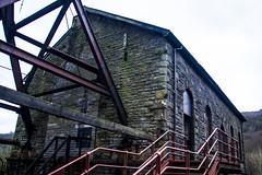 Colliery Winding Gear