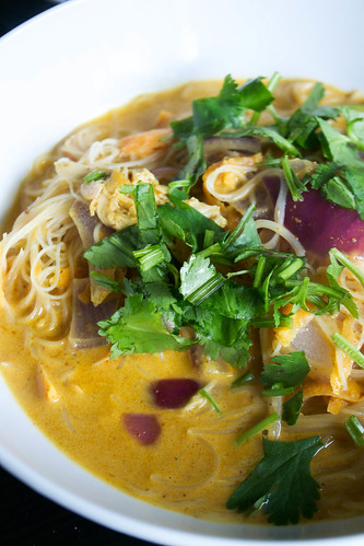 indian rice noodle gluten free chicken sweet potato soup