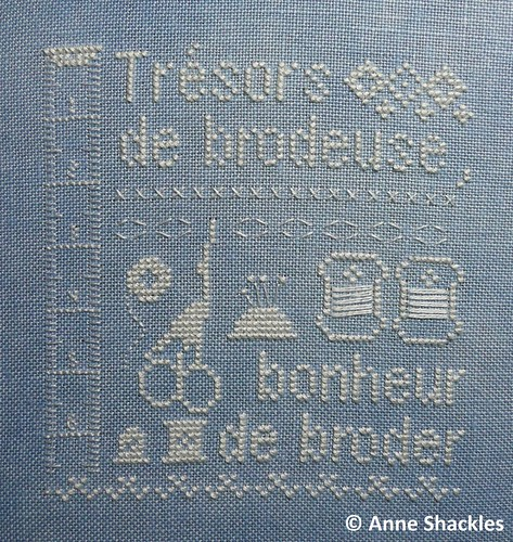 Brin par Brin-Citation de Brodeuse No 8