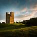 Orford Castle by Matthew Dartford