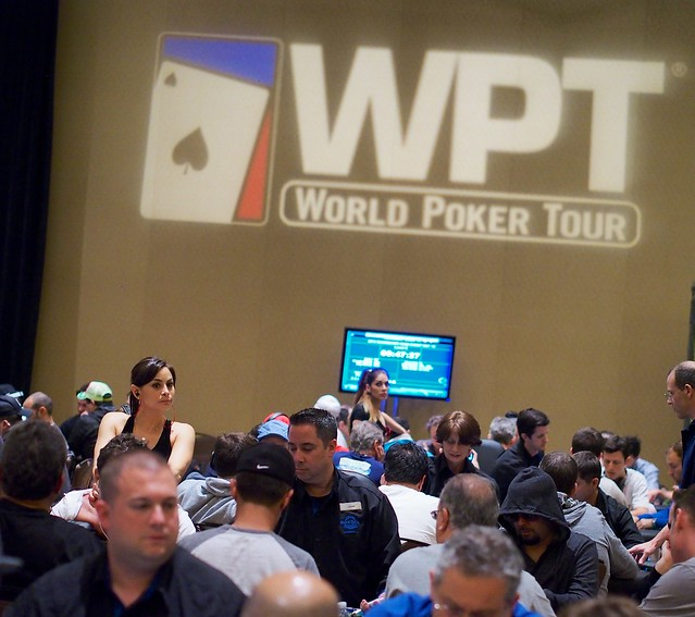 Masseuse Shannon with WPT Logo 2