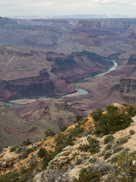 Colorado River, Grand Canyon NP