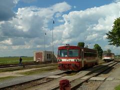 Train from Šahy