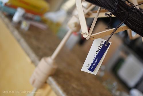 Malabrigo Sock for Hitofude Cardi