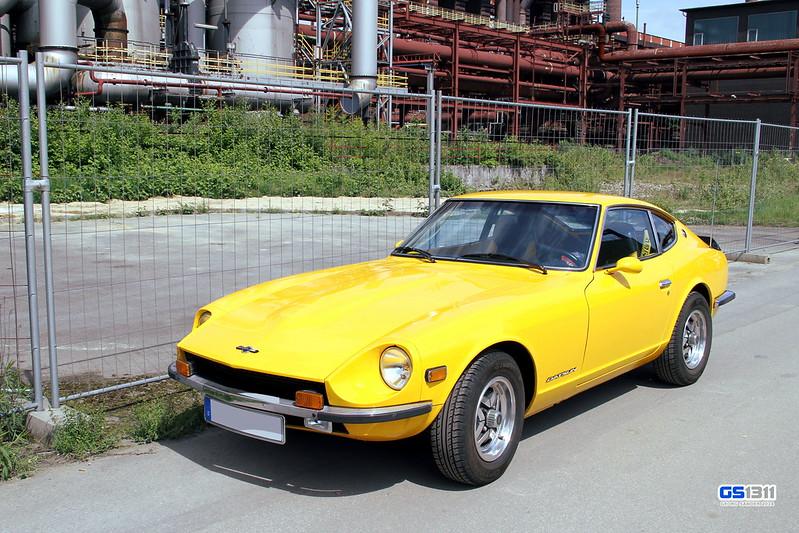 Nissan Frontier Wiki >> Datsun 240Z (1969)