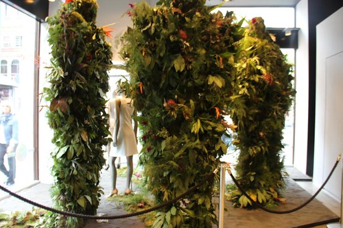 hugo boss Chelsea in Bloom 2014