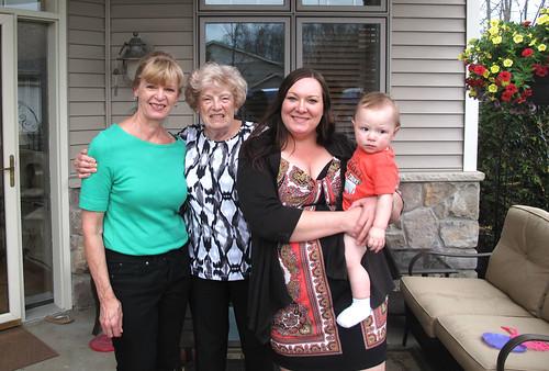 Mom Gram Kristi Bretton 2014