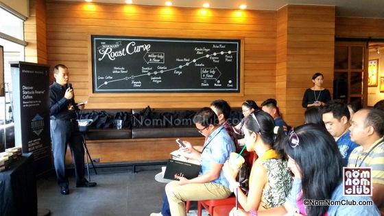 Starbucks Reserve Timog