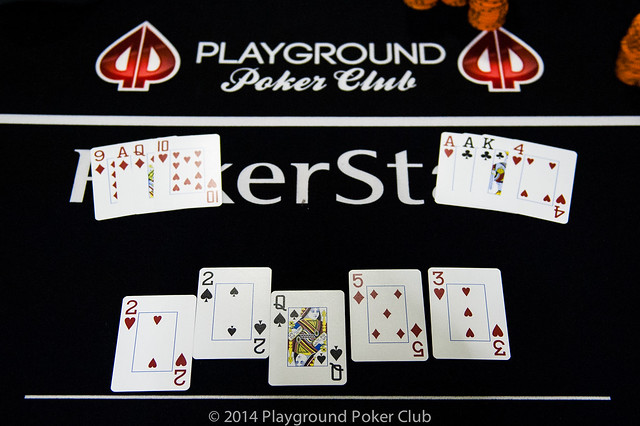 Last Hand of Event 11