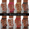 Gos - Barbed Sandals
