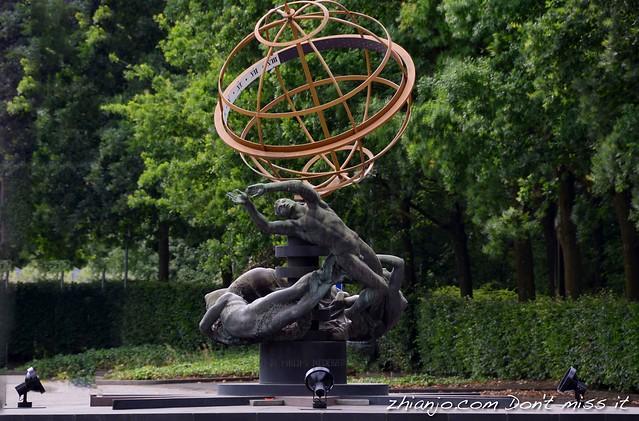 Evoluon Sundial