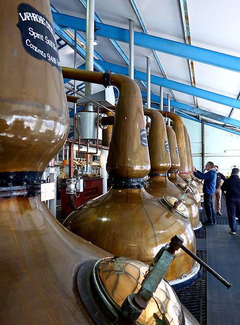 photo - Stillhouse, Laphroaig Distillery