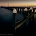 Mordialloc-seaford-water-piers-sunset-1025 by Leanne Cole