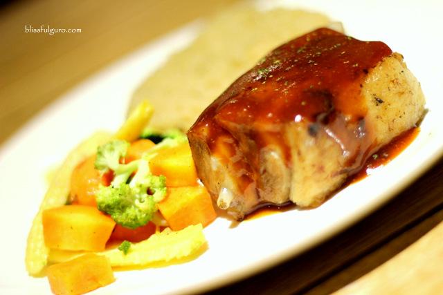 NYORK Cafe Cabanatuan BBQ Pork Ribs
