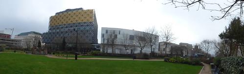 City Centre Gardens - panoramic