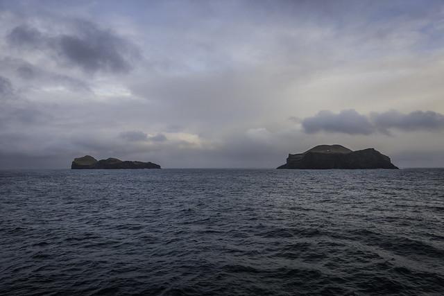 Elliðaey og Bjarnarey