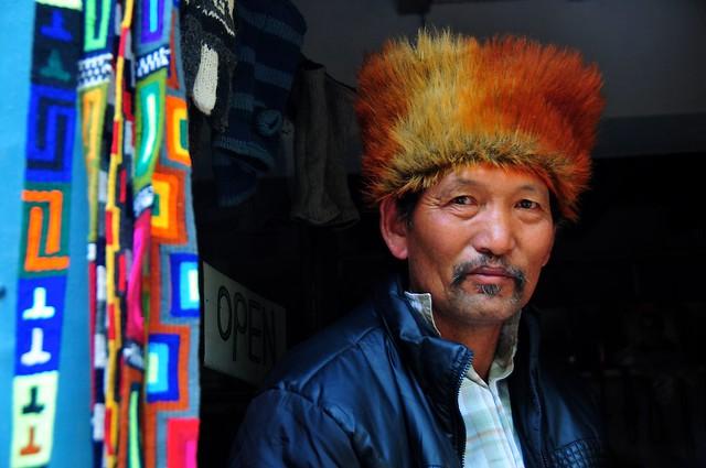 Nepal- Mustang- Kagbeni