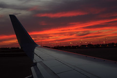 Dallas skies