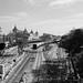 Yangon Central Railway Station by Tim Roper
