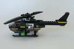 LEGO Marvel Super Heroes Iron Man: Malibu Mansion Attack (76007)